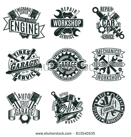 450x470 Collection Of Car Mechanic Logo Clipart High Quality, Free