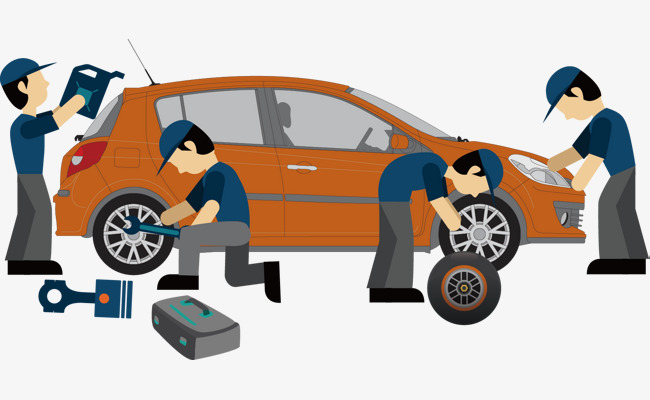 650x400 Team, Labor Model, Auto Repair, Worker Png And Vector For Free