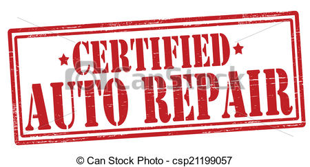 450x243 Auto Repair. Stamp With Text Auto Repair Inside, Vector Illustration.