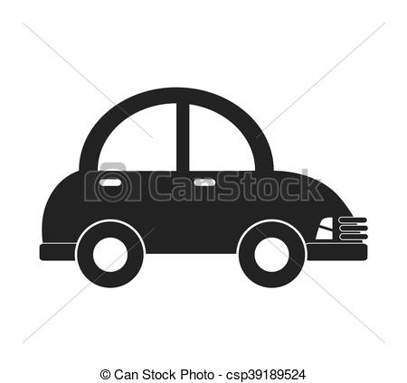 450x424 Car Vehicle Auto Icon Vector Illustration. Car Vehicle Auto