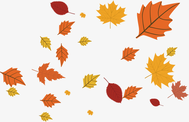 650x420 Golden Autumn Vector, Maple Leaf, Leaves, Fall Png And Vector For