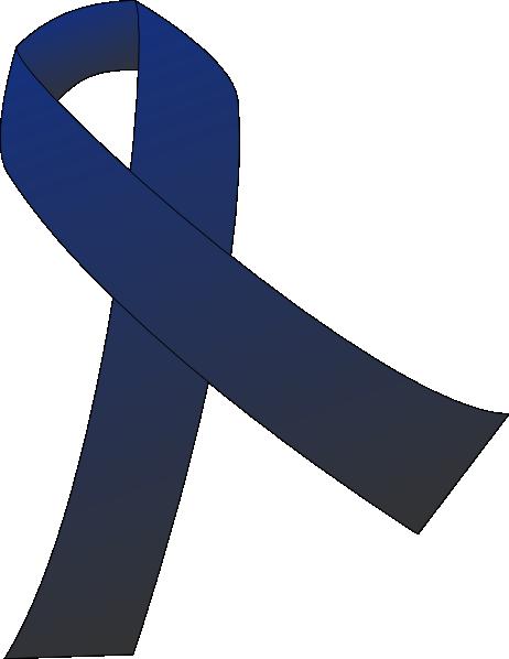 462x598 Colon Cancer Ribbon Vector