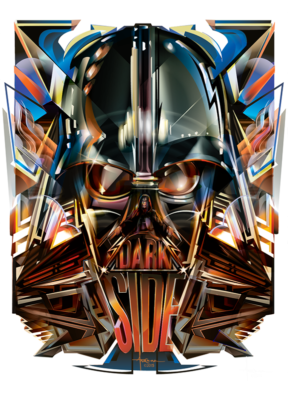 576x802 Awesome Vector Art By Orlando Arocena