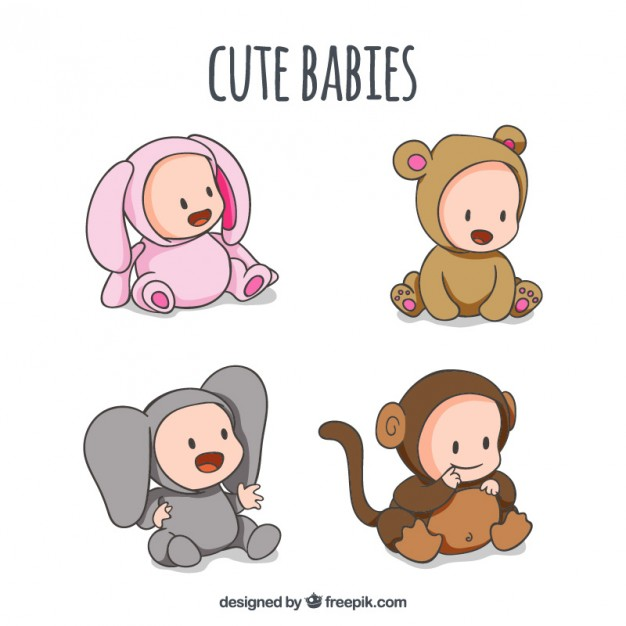 626x626 Baby Animals Vectors, Photos And Psd Files Free Download