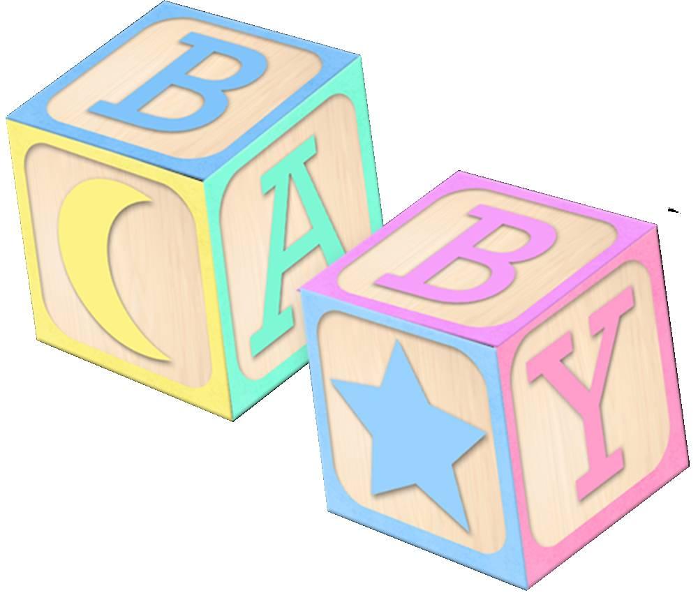 1000x850 Baby Blocks Alphabet Vector Library Library