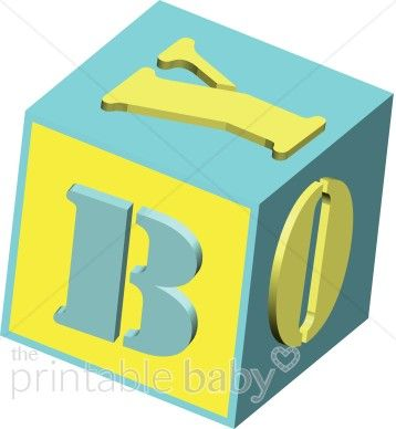 358x388 Nice Baby Blocks Clipart Blocks Clip Art Baby Blocks Clipart Item 3