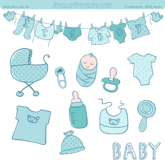 567x567 Collection Of Free Accessories Clipart Baby Boy. Download On Ubisafe