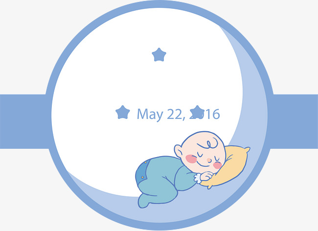 650x472 Cute Sleeping Baby Boy, Baby Clipart, Boy Clipart, Vector Png Png