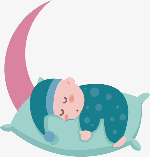 506x527 Baby Boy On The Moon, Baby Vector, Boy Vector, Moon Vector Png And