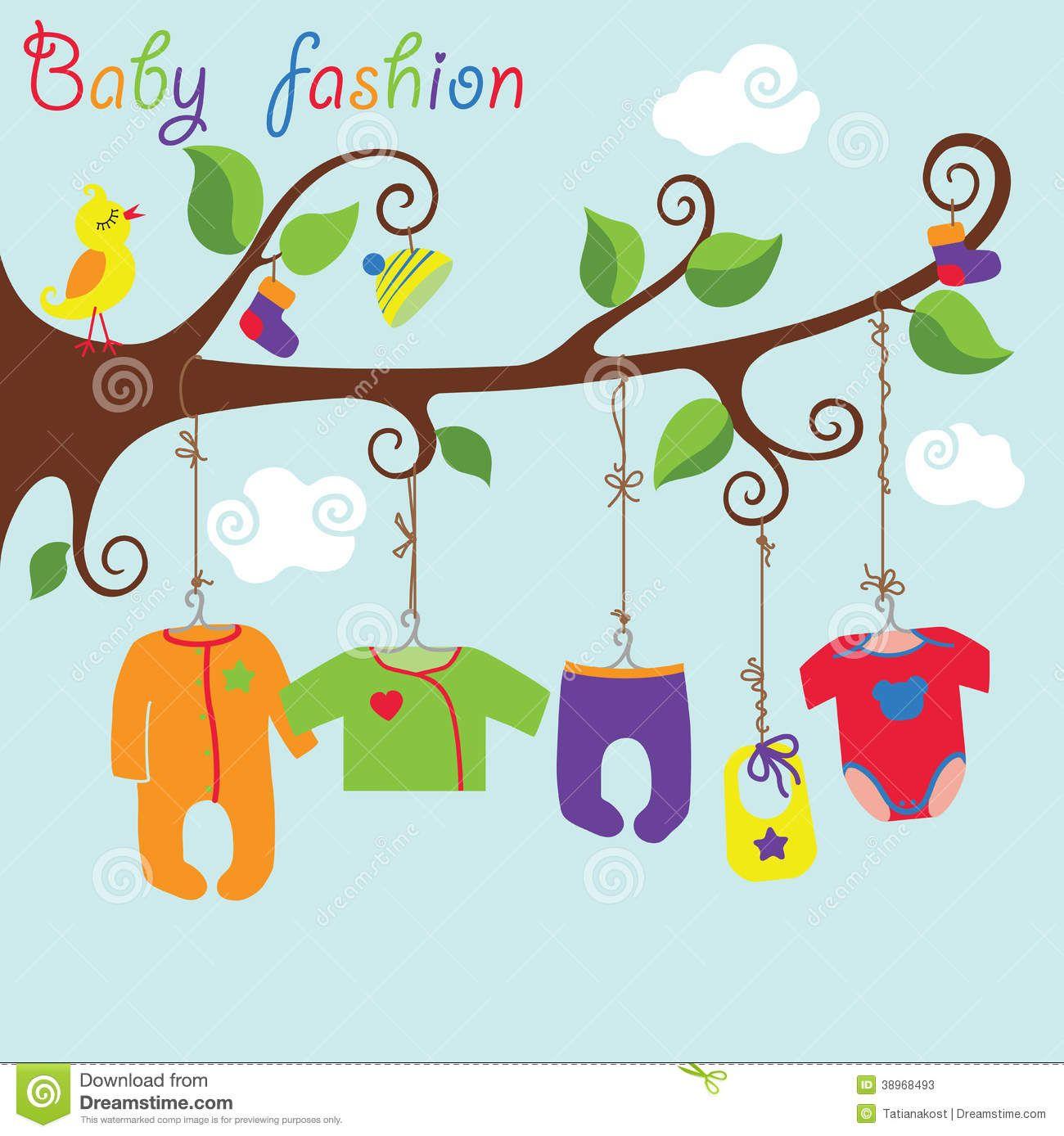 1300x1388 Resultado De Imagen Para Baby Clothes Vector Detskoe