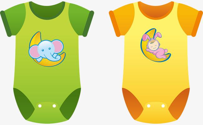 650x400 Vector Baby Baby Clothes, Baby Vector, Clothes Vector, Vector Png