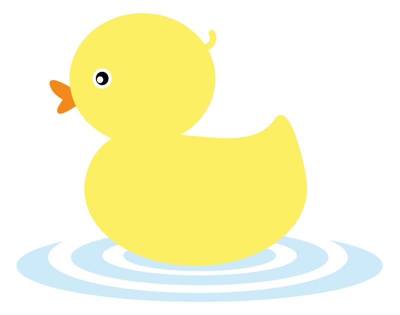 800x631 19 Duck Vector Black And White Library Huge Freebie! Download For