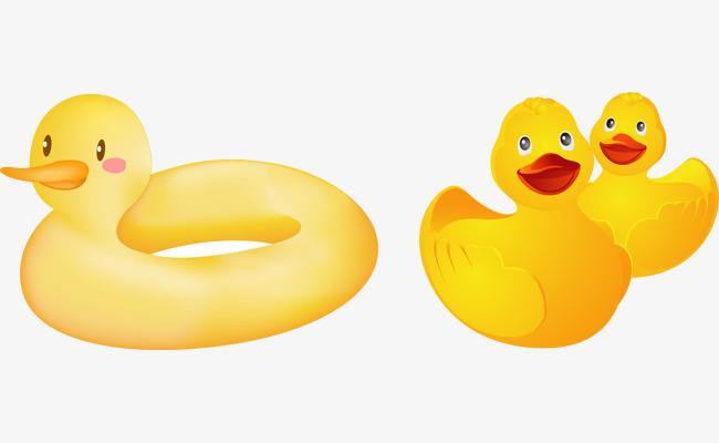 650x400 Vector Baby Bath Toy Duck, Baby Vector, Duck Vector, Baby Clipart