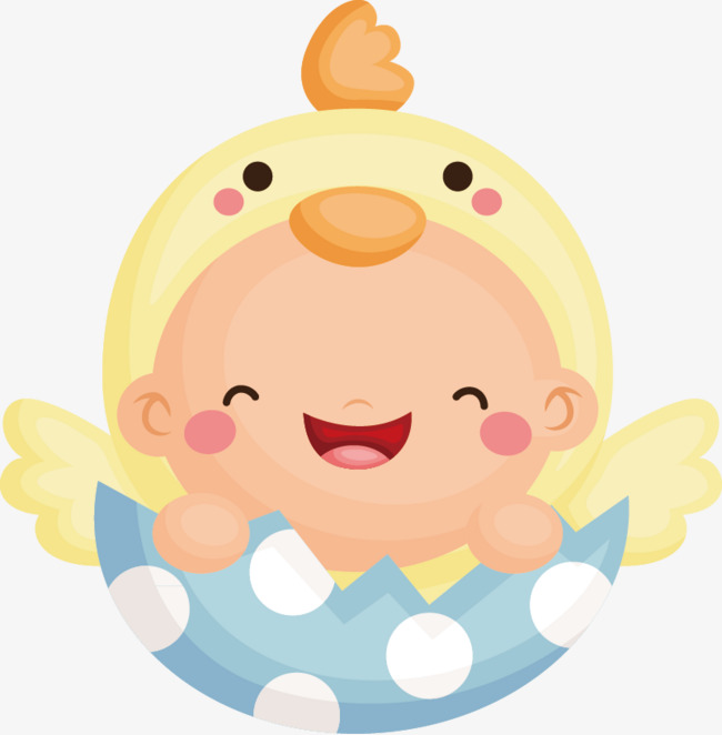 650x662 Vector Baby Girl, Baby Clipart, Baby Girl, Hand Painted Png And