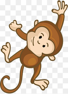 260x361 Cute Monkey Png, Vectors, Psd, And Clipart For Free Download Pngtree