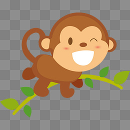 260x260 Baby Monkey Png, Vectors, Psd, And Clipart For Free Download Pngtree
