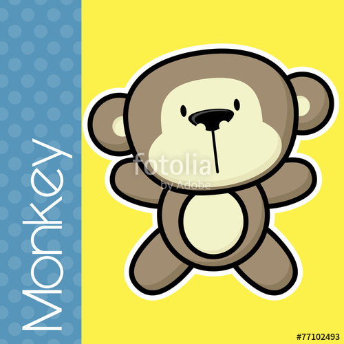 500x500 Baby Monkey Stock Image And Royalty Free Vector Files On Fotolia