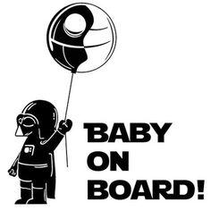 236x236 Kids On Board Decal 0190, Babies In Car Decal Sticker, Children In