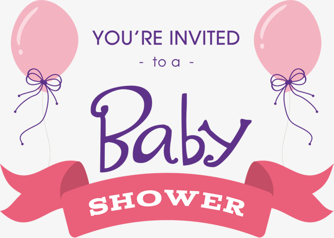650x463 Baby Shower Vector, Shower Clipart, Hand, Pink Png And Vector For