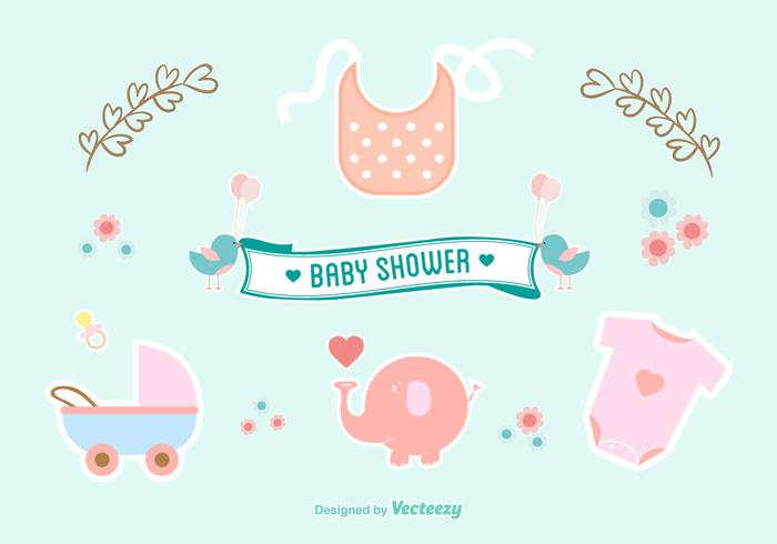 700x490 Baby Shower Vector Free Baby Free Vector Art 3194 Free Downloads