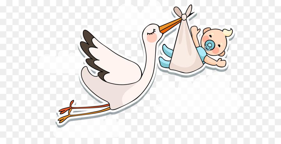900x460 White Stork Infant Baby Shower