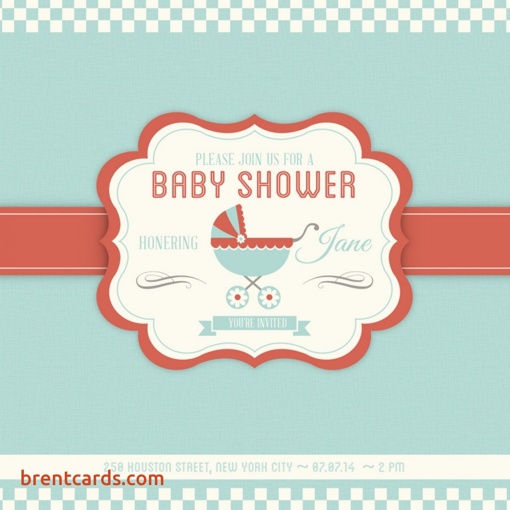 1024x1024 Baby Shower Invitation Templates Free Download Baby Shower Vector