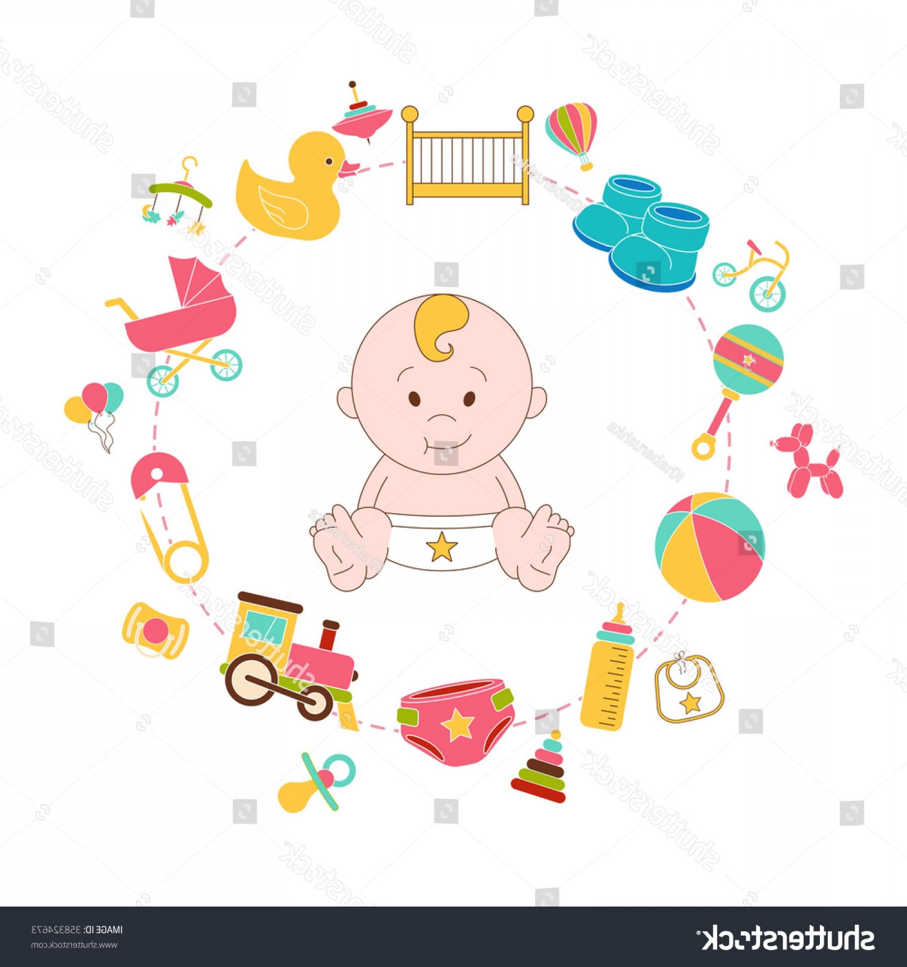 1800x1920 Baby Stuff Doodle Elements Set Babies Arenawp