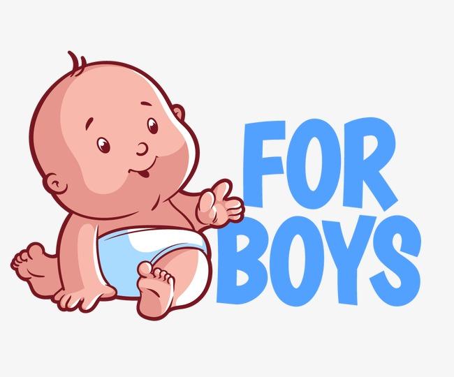 650x540 Cartoon Baby,for,boys, Cartoon Baby, Cute Baby, Vector Baby Png