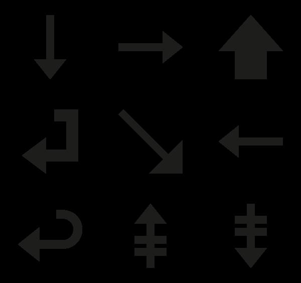 600x564 Back Arrow Icons
