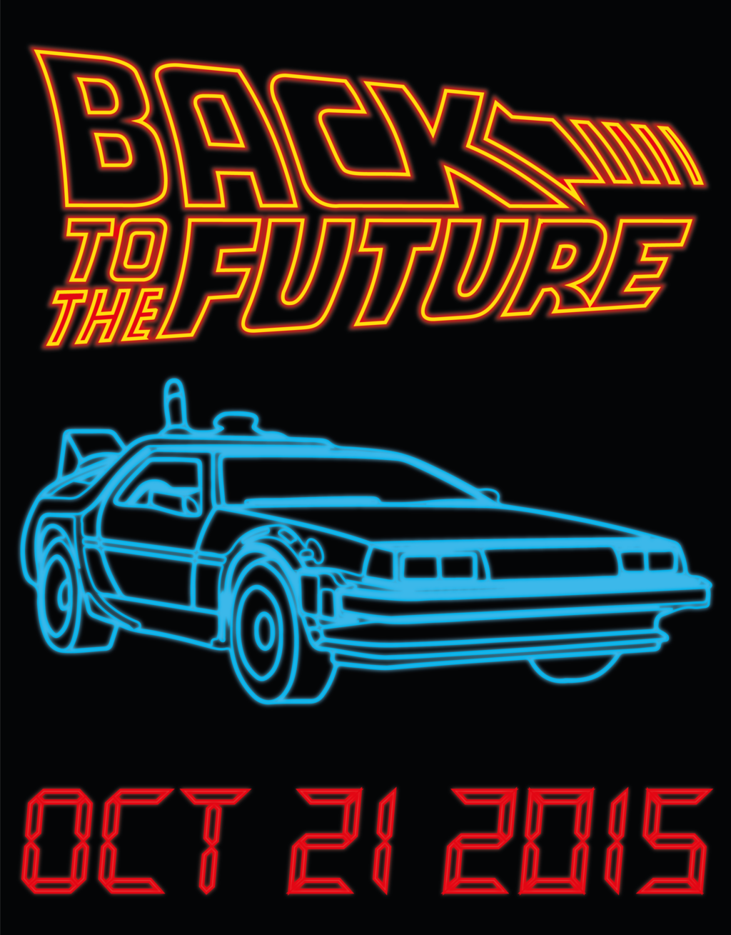 1024x1309 Back To The Future Tribute By Robertojoel1307