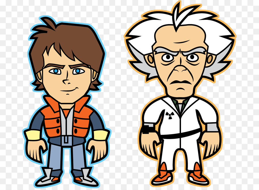 900x660 Back To The Future Marty Mcfly Dr. Emmett Brown Delorean Time
