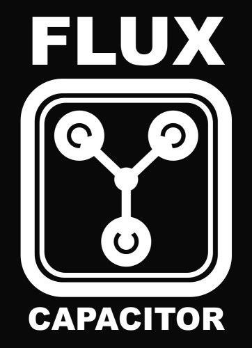 362x500 Flux Capacitor Vector Flux Capacitor Back To The Future Vinyl