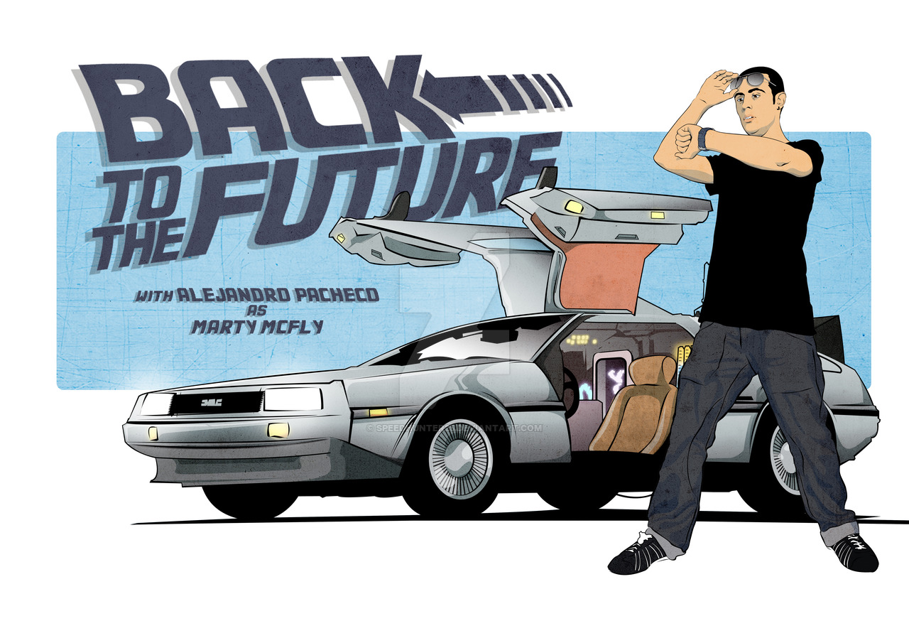 1280x905 Back To The Future By Speedhunter25