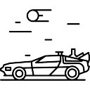128x128 Back To The Future Vectors, Photos And Psd Files Free Download