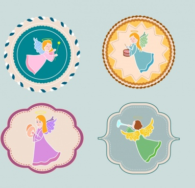 382x368 Vector Badge Shapes Free Vector Download (11,333 Free Vector) For