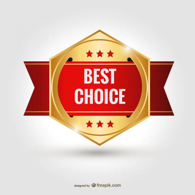 626x626 Best Choice Badge Vector Vector Free Download