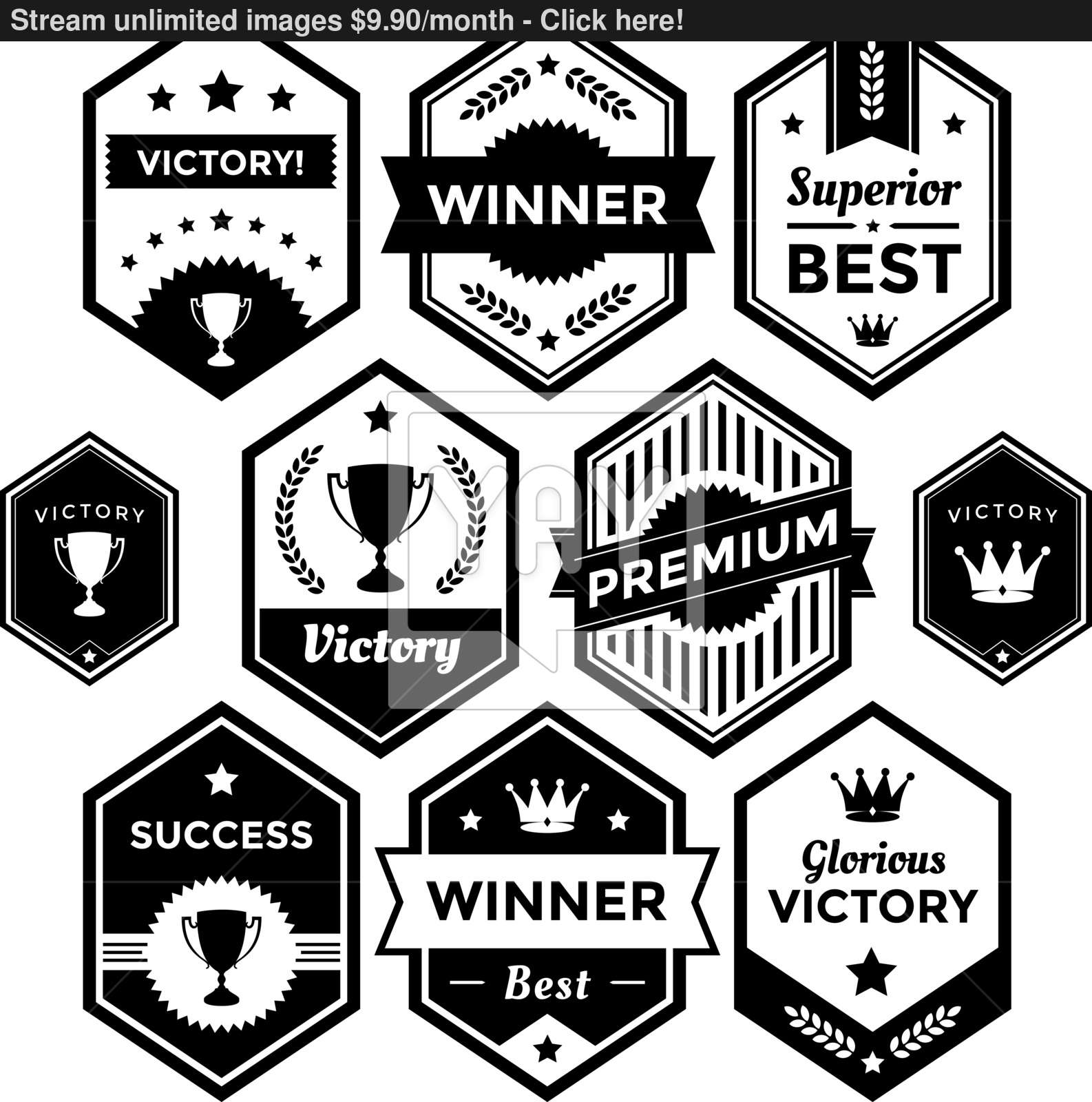 1586x1600 Premium Vector Badge And Modern Label Collection Vector
