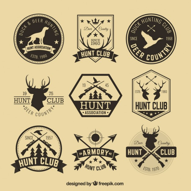 626x626 Hunting Vectors, Photos And Psd Files Free Download