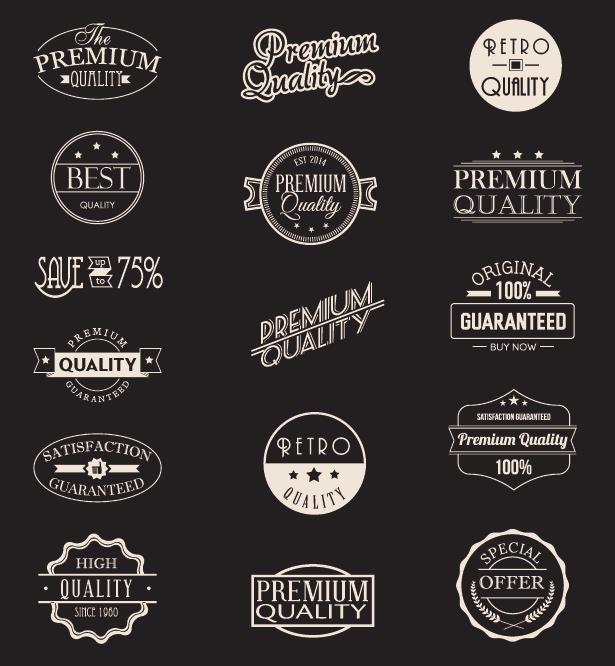 615x666 Top Ui Kits And Premium Badges