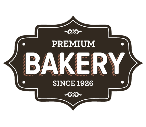 600x520 Free Vector Bakery Logos And Label Vector Graphic Design Junction