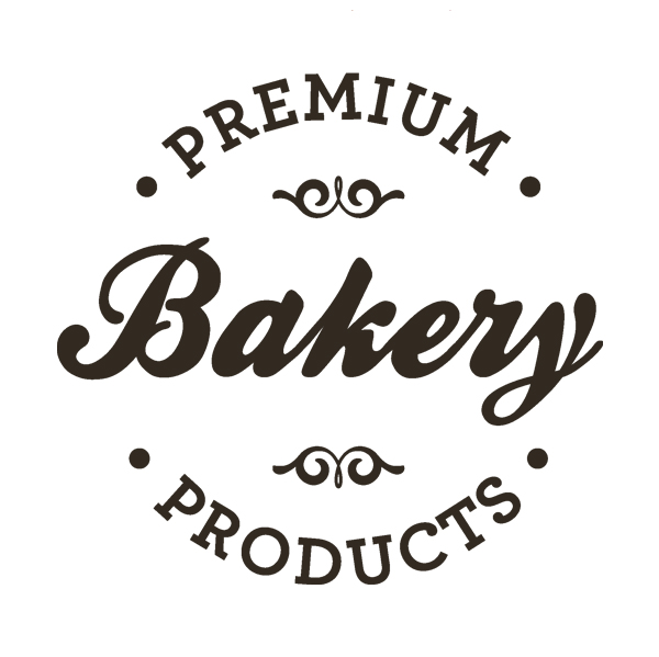 600x599 Free Vector Bakery Logos And Label Vector Graphic Design Junction