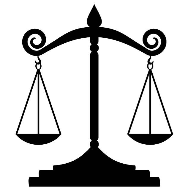 660x660 Free Justice Balance Scales Free Vector Download Vectors 14341