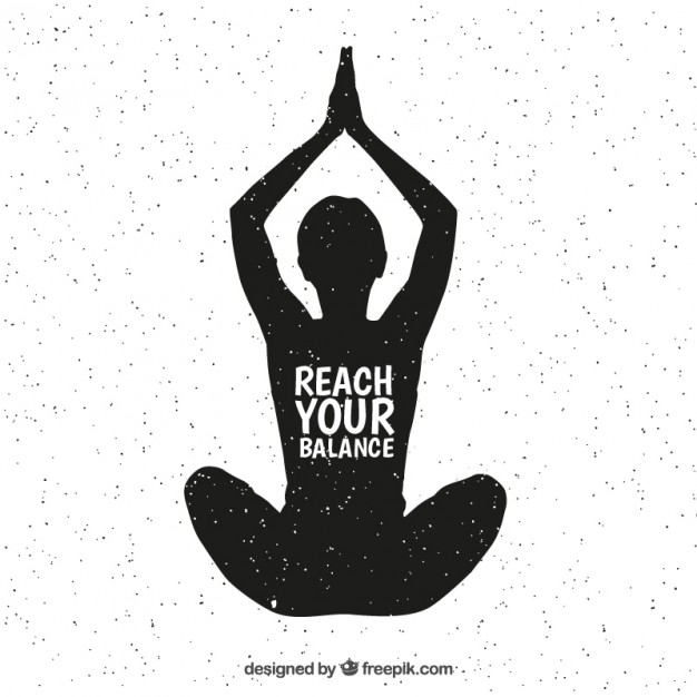 626x626 Reach Your Balance Vector Free Download