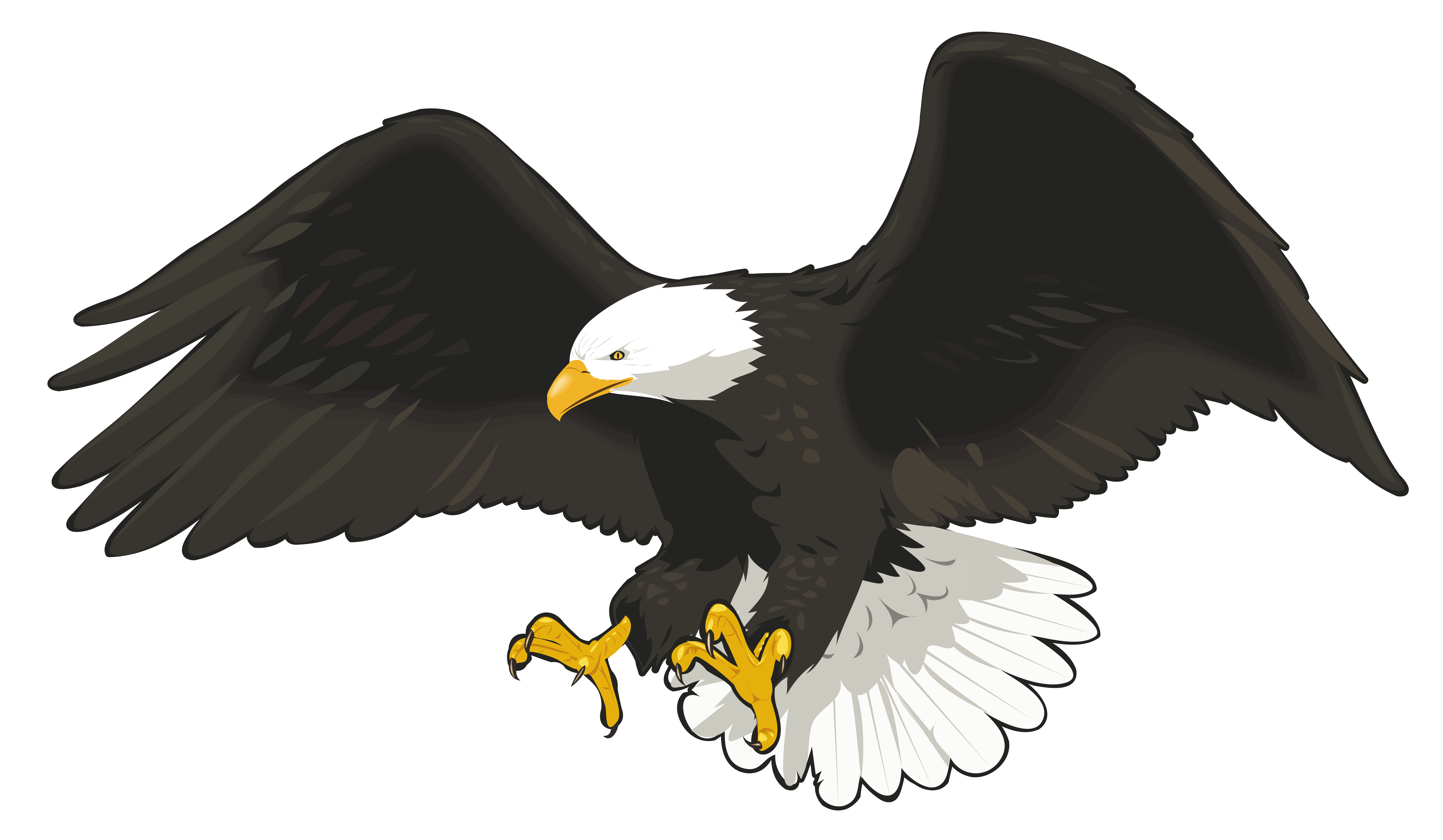 9288x5408 Collection Of Free Eagles Vector High Resolution. Download On Ubisafe