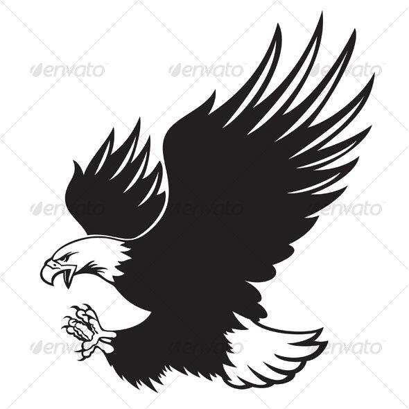 590x590 Bald Eagle By Namistudio Graphicriver
