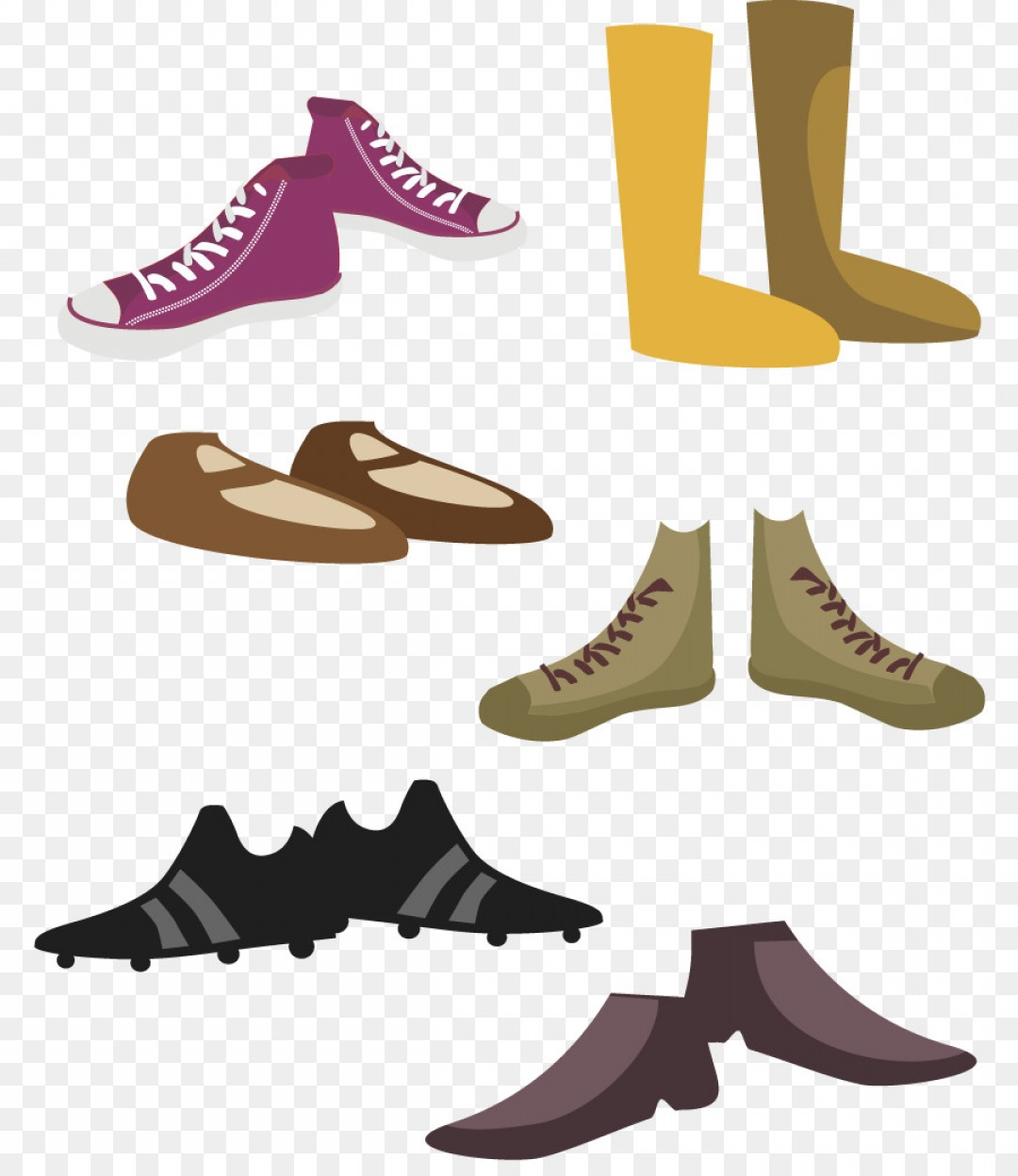 1080x1248 Png Ballet Shoe Cartoon Clothing Vector Flat Shoes Col Lazttweet