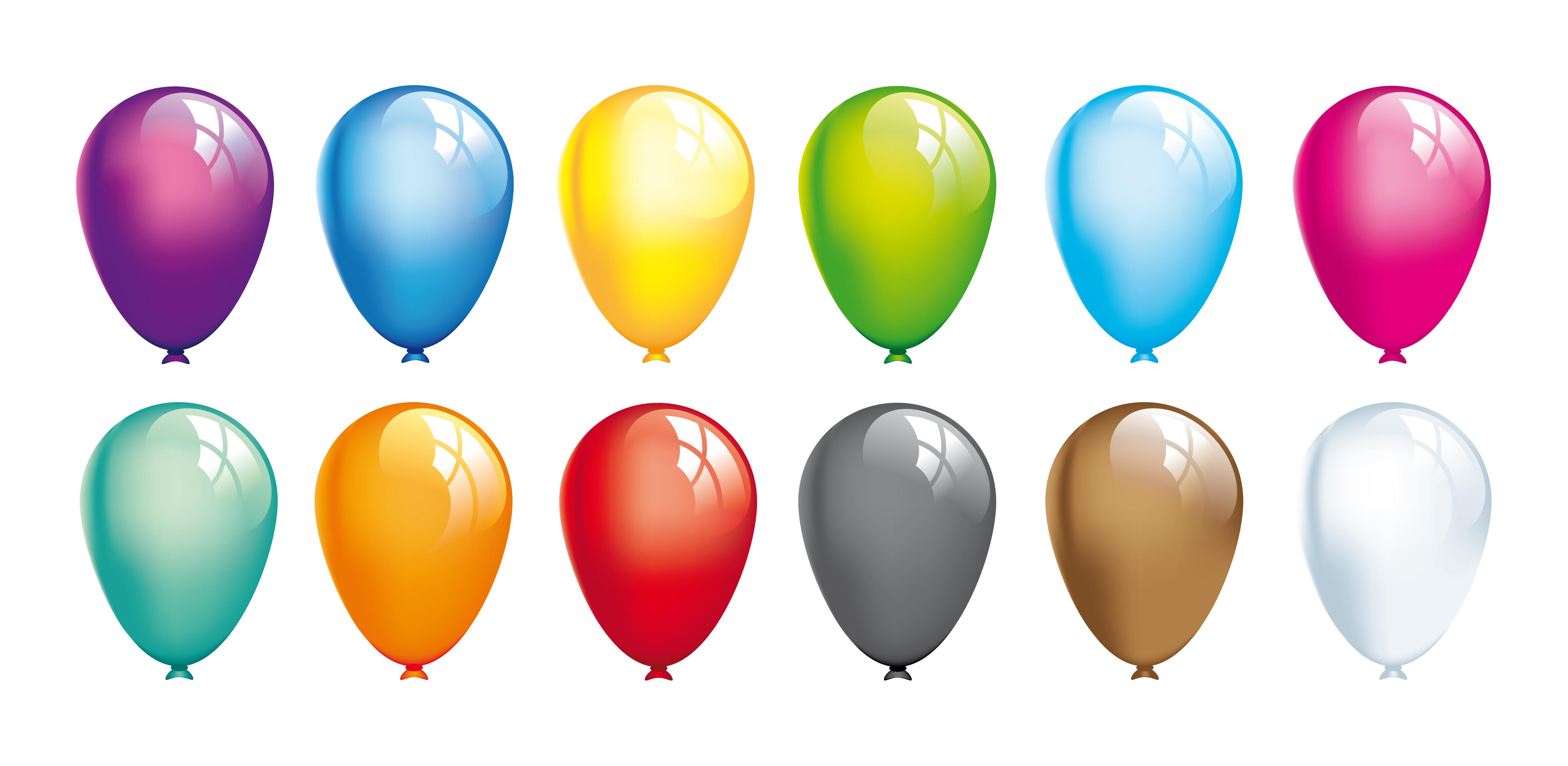 Balloon Vector Art