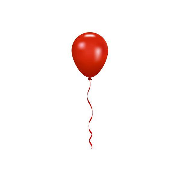 600x600 Red Balloon Vector 875099 By Yuliaglam Royalty Free Vector Art