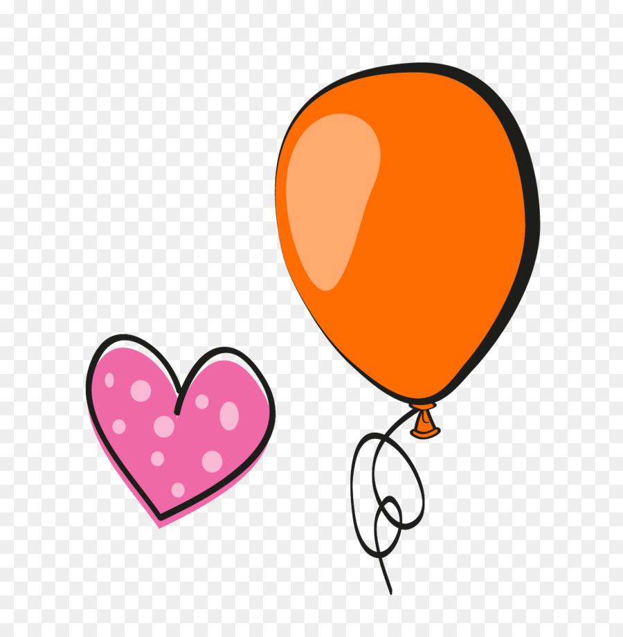 900x920 Balloon Elephant Heart Clip Art