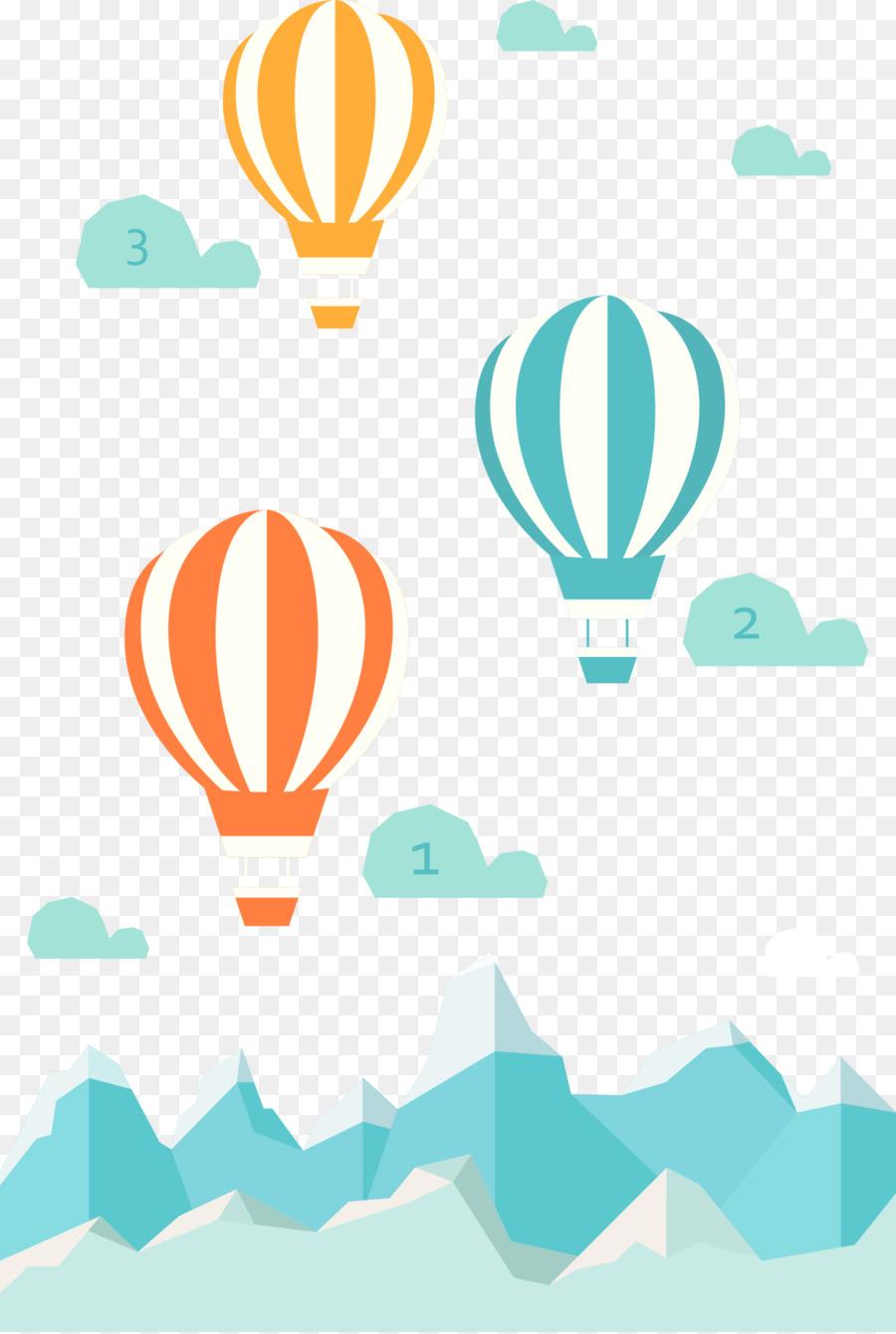 900x1340 Balloon Euclidean Vector Clip Art
